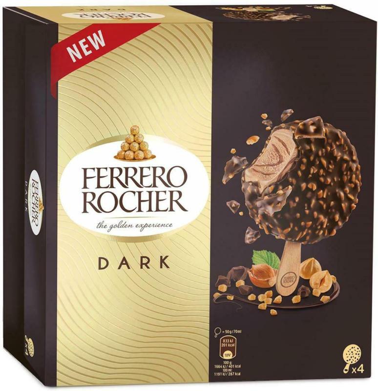 Ferrero Rocher Dark 4er