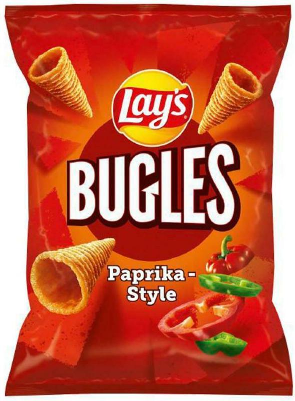 Lay's Bugles Paprika