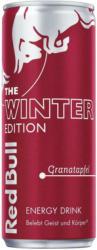 Red Bull Energy Drink Winter Edition Granatapfel