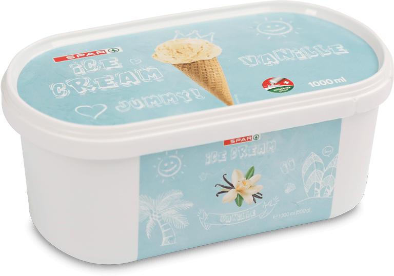 SPAR Ice Cream