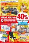 Opti Wohnwelt Möbel, Küchen & Renovieren! - bis 30.10.2021