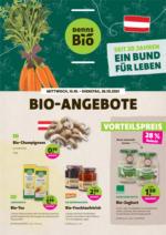 Denns BioMarkt Flugblatt gültig bis 26.10.