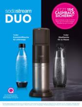 SodaStream: Cashback Aktion
