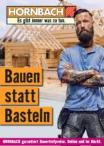 Hornbach - Bauen statt Basteln. Profilholz, Bauholz und Co.