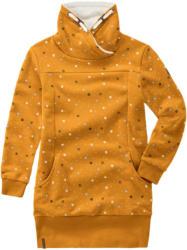 Mädchen Sweatkleid mit Schalkragen (Nur online)