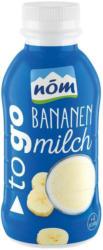 nöm >to go Bananenmilch