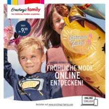 Ernsting's family: Unsere Herbsthits!