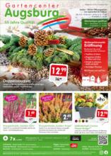 Gartencenter Augsburg: Wochenangebote