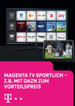 Telekom Telekom: MagentaTV - bis 31.12.2021