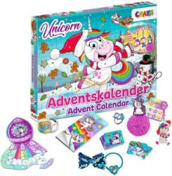 Adventskalender Unicorn -