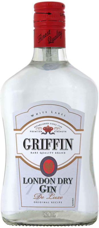 Griffin London Dry Gin 70 cl 37.5 vol. -