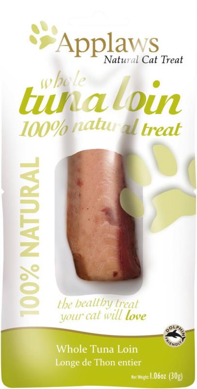 Applaws Tuna Loin Plain 30g nourriture pour chat