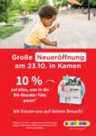 BabyOne BabyOne: Große Neueröffnung in Kamen! - bis 23.10.2021