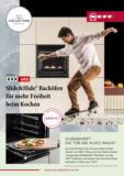 NEFF: Slide&Hide Backöfen für mehr Freiheit beim Kochen