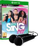 MediaMarkt Xbox Series X - Let's Sing 2022 (+2 mics) /Multilinguale