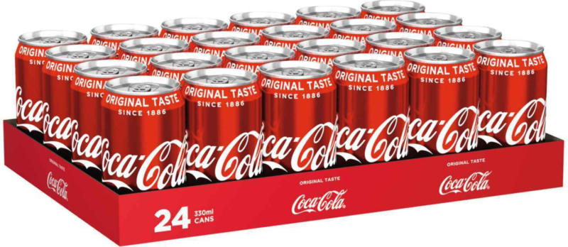 Coca-Cola Original Taste 24 x 33 cl -