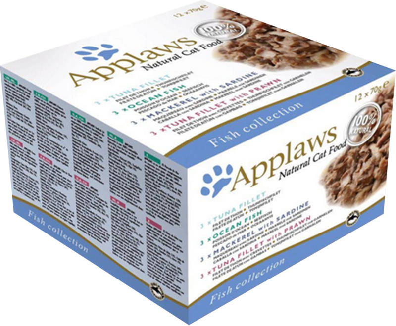 Applaws Fish Selection Multipack 12x70g