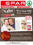 SPAR Tschiltsch GmbH & Co KG Naheliegendes bei SPAR - bis 03.11.2021