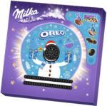 OTTO'S Calendrier de l'Avent Milka & Oreo 286 g -