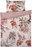 OTTO'S Bettwäsche mit Blüten und Blätter -  (Preis für kleinste Grösse)