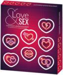 OTTO'S Calendrier de l'Avent Fortune Cookie Love & Sex 144 g -