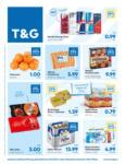 T&G T&G Flugblatt - bis 29.10.2021