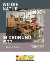 Möbel Inhofer: TEAM 7 Küchenjournal