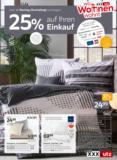 XXXLutz Flugblatt - Wo Wohnen wohnt