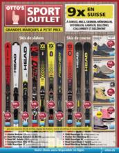 Catalogue de ski