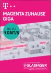 Telekom Telekom: Glasfaser - bis 31.12.2021