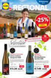 LIDL Weinselection