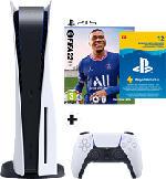 SONY PS PS5+FIFA 22+PSN LIVE CARD 365 DAYS