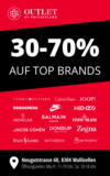 Outlet of Switzerland - 30-70% auf Top Brands