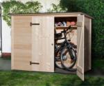 Weka Bike- / Multi-Box 19 mm, naturbelassen