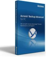 Acronis Backup Advanced für PC
