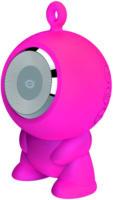 Conceptronic Kabelloser Lautsprecher Bluetooth 3.0 Wasserdicht Pink NEU OVP