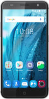 ZTE V7 16 GB  LTE 13,20 cm (5,2 Zoll) 13 MP Smartphone Dual-SIM Grau NEU OVP