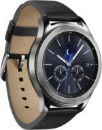 Samsung Gear S3 Classic Silber 4 GB NFC Tizen Smartwatch OLED Display NEU OVP