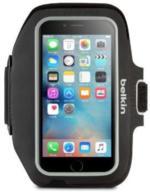 Belkin Sport Fit Sportarmband für Apple iPhone 7 Plus Schwarz Neopren NEU OVP