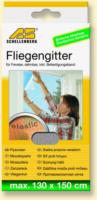 Schellenberg Fliegengitter elastic 130 x 150 cm weiß