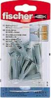 Fischer Hohlraumdübel mit Schraube NA 8x30 KS