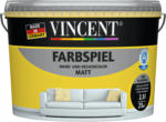 Vincent Wand- & Deckencolor Farbspiel, Sonnenhut