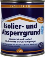 Vincent Isolier- und Absperrfarbe 750 ml