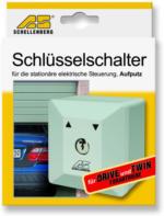 Schellenberg Schlüsseltaster Aufputz für Garagen