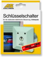 Schellenberg Schlüsseltaster Unterputz für Garagen