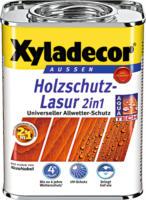 Xyladecor Holzschutz-Lasur nußbaum, 0,75L