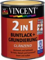 Vincent 2in1 Buntlack karamell