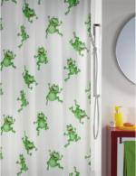 Duschvorhang Frogtime