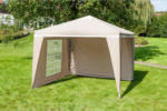 Haveson Pavillon »Amrum« 3x3m inkl. Seitenteile