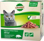Champs Katzenfutter Wild, 8x100 g